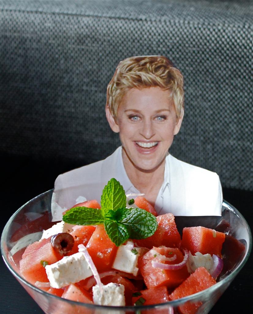 Watermellen Salad 2