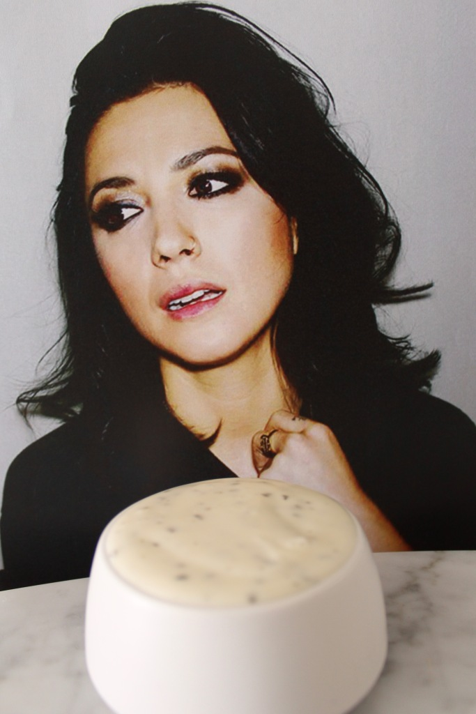 Michelle Branch waiting to chug Michelle Branch Dressing